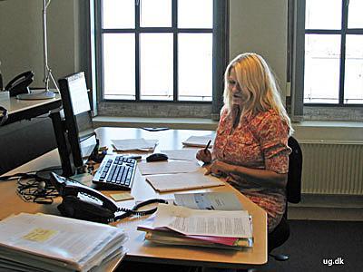 foto af akademisk medarbejder