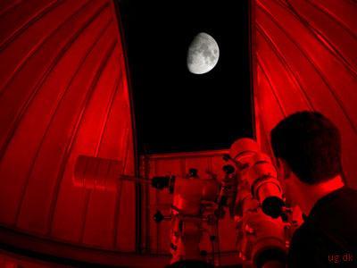 foto af astronom