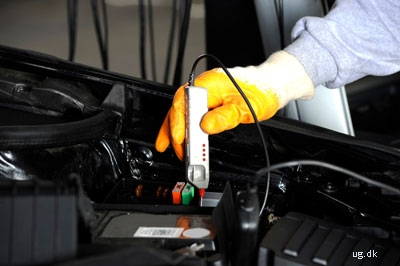 foto af autoelektriker
