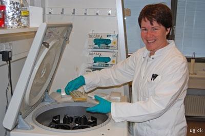 Biolog - Et af de store områder er forskning inden for medicinalindustri.