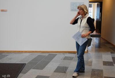 Jeanette har været sikkerhedsrepræsentant på mange byggepladser.