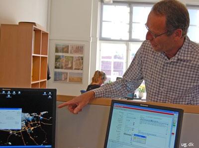 foto af datatekniker