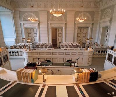 foto af Højesteret