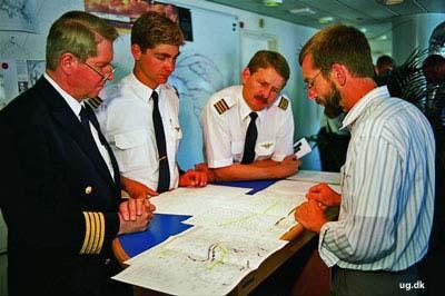 foto af flyveklarerer