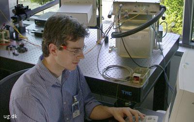 foto af fysiker