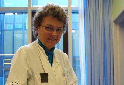 Lillian troede først, hun skulle være børnelæge.
