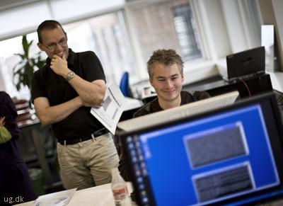 Nøglemedarbejdere - It-medarbejdere har afgørende betydning for virksomhedernes drift.
