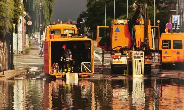 beredskabskorps, brandmand, katastrofehjælp