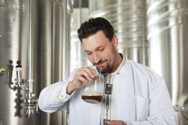 brygmester i arbejde
