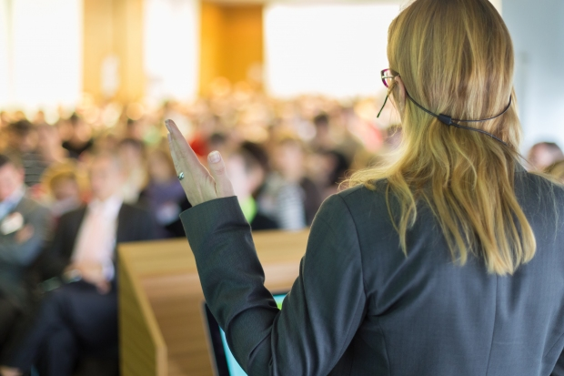 Underviser, foredragsholder