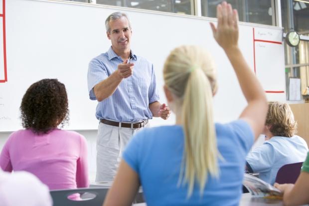 lærer ved professionshøjskole