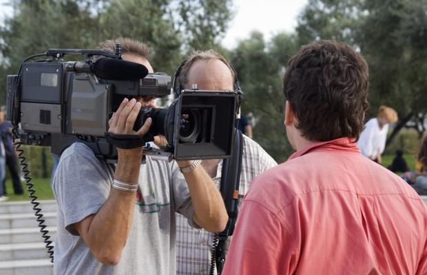 foto af tv-fotograf
