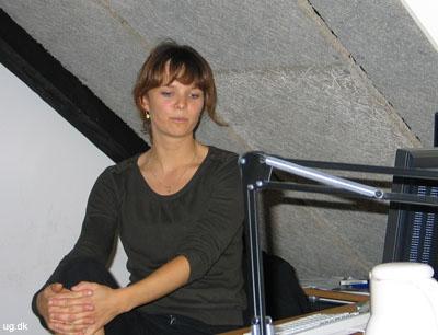 Maja fik ny inspiration på Filmhøjskolen i Ebeltoft