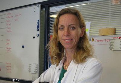 Carolina er færdig som praktiserende læge om tre år.