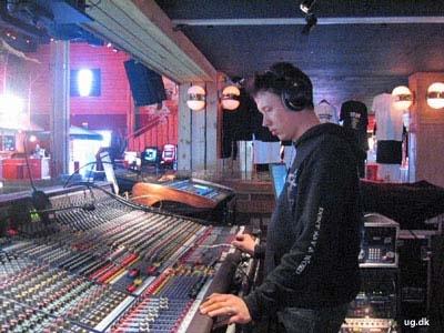foto af lydtekniker