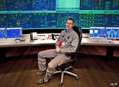 foto af teknisk chef