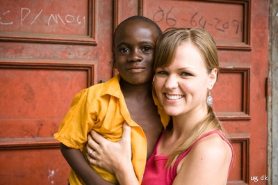 foto af missionær