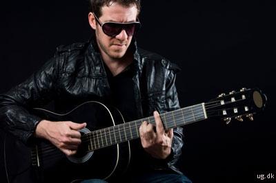 foto af musiker
