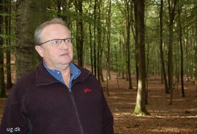 De fleste dage er Jørgen i skoven mindst én gang om dagen,