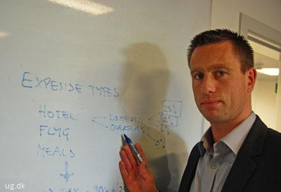 Anders giver også økonomisk rådgivning til en række af Lundbecks datterselskaber i udlandet.