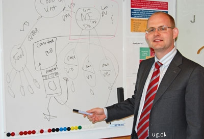 For mindre end et år siden fik Jesper så tilbudt jobbet som økonomichef hos Coop.