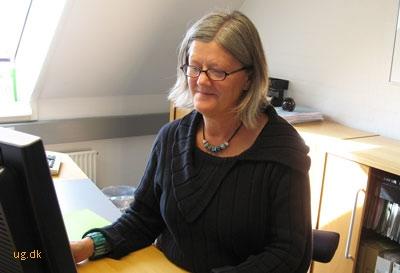 Nogle af de ting Birgit arbejder med, er kontrol af datagrundlaget i årsregnskabet er korrekt.