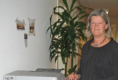 Birgit vil gerne løfte den menneskelige del af jobbet.