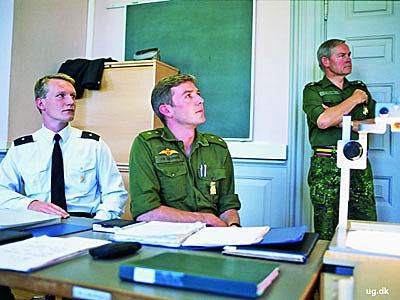 foto af officerer