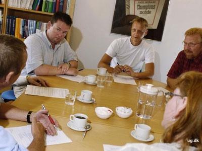foto af organisationsmedarbejdere