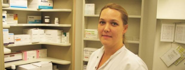 interview med sygeplejerske