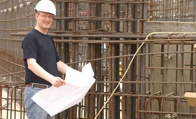foto af produktionsingeniør