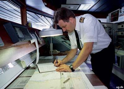 foto af navigatør