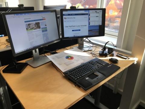 eVejlederens skrivebord