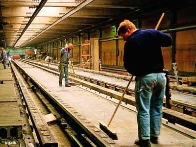 foto af specialarbejdere
