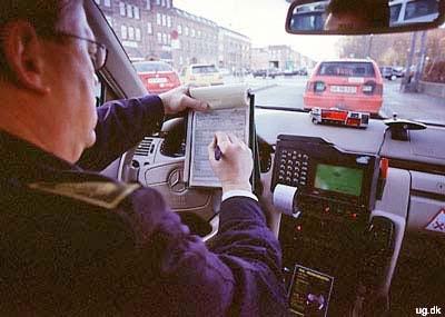 foto af taxichauffør