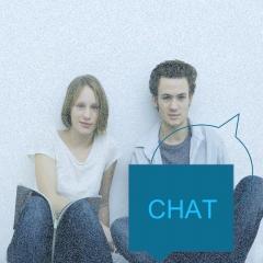 Chat om ungdomsuddannelse