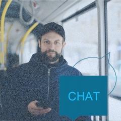 Chat om voksenuddannelse