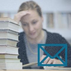 Mail om videregående uddannelse