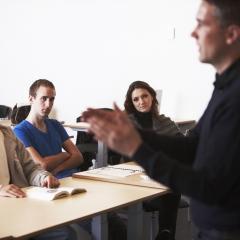 Få vejledning i Studievalg