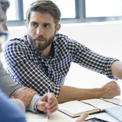 Digitale møder for uu-vejledere