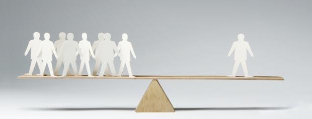 ligestilling mellem mænd og kvinder single