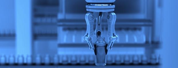 kursus i Betjening af industrirobotter for operatører