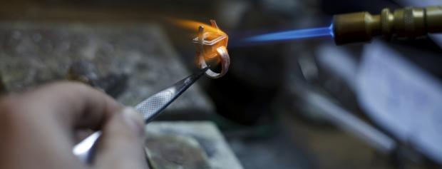 amu i guld- og sølvsmedefag