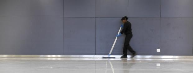 amu i rengøringsservice