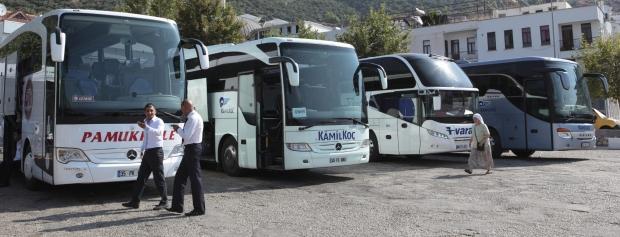 amu i national og international personbefordring med bus