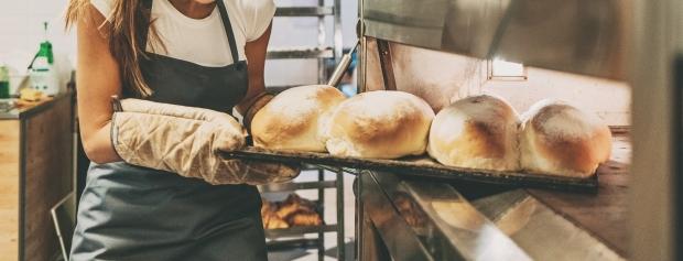 Bagerier og brødfabrikker
