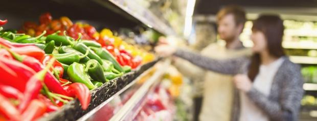 Specialbutikker med fødevarer