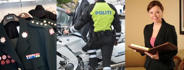 Forsvar, politi og retsvæsen mv.