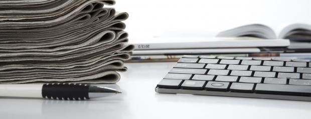 presse og forlag