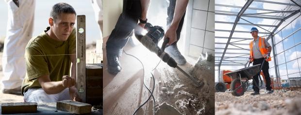 Specialiseret bygge- anlægsarbejde